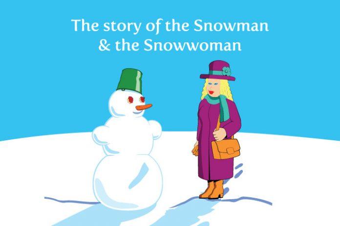 snowman joke parody