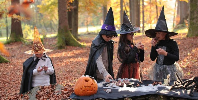kids witchcraft
